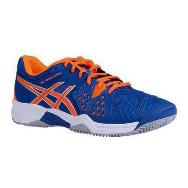 asics resolution 6