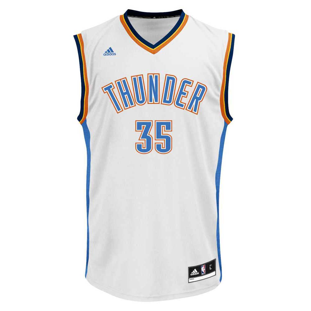 separation shoes dde95 8a84f adidas Oklahoma City Thunder Kevin Durant Away Replica 16/17