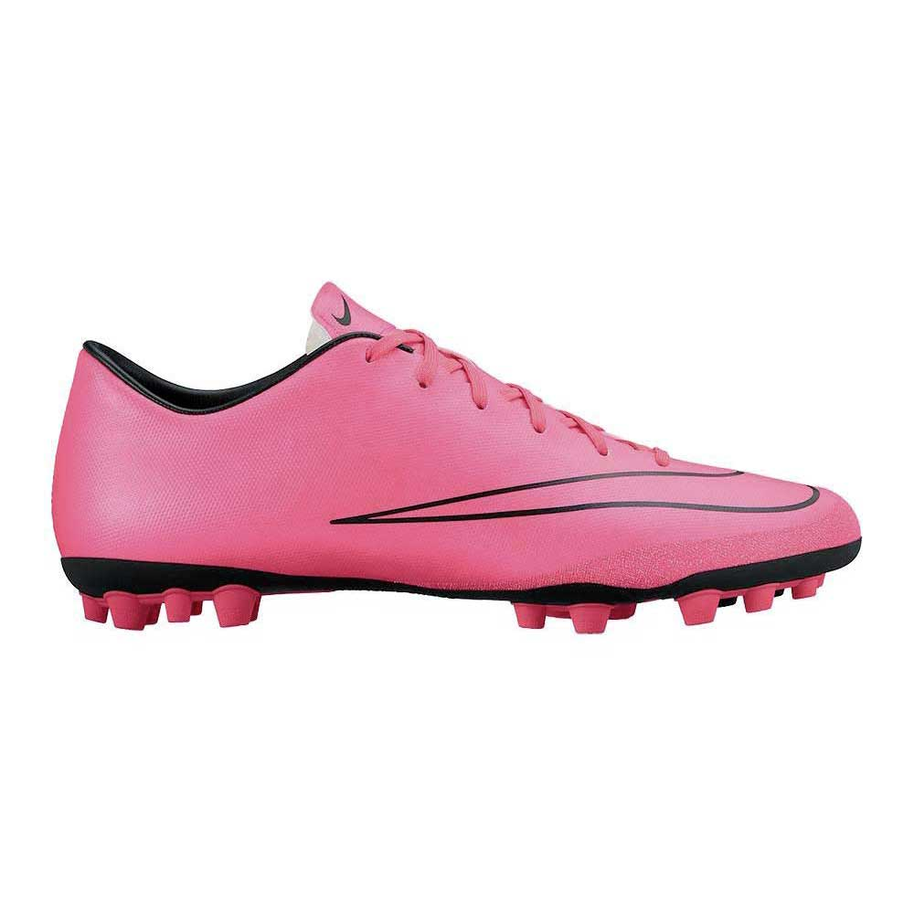uk availability 68812 35b3a Nike Mercurial Victory V AG Pink buy and offers on Outletinn