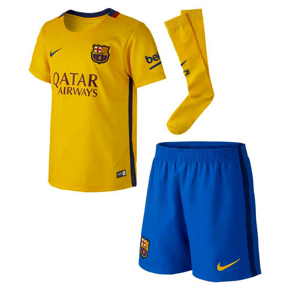 ff6b709aa Nike FC Barcelona Away Kit 15 16 buy and offers on Outletinn