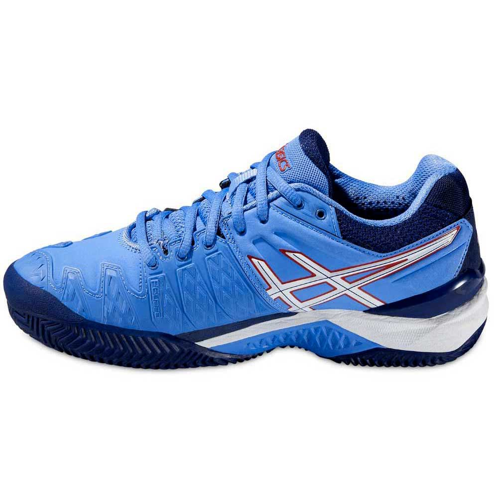 feb6e3a0c1 Asics Gel Resolution 6 Clay Blue buy and offers on Outletinn