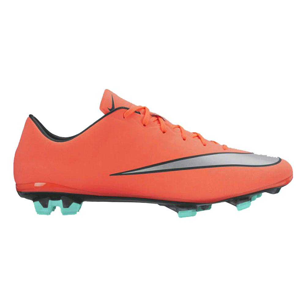 Nike Mercurial Veloce II FG Naranja e2a99e3499a25