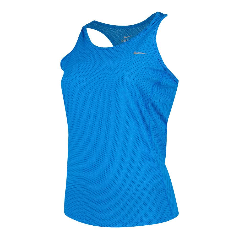 aafde081168d Nike Dri Fit Contour Blue buy and offers on Outletinn