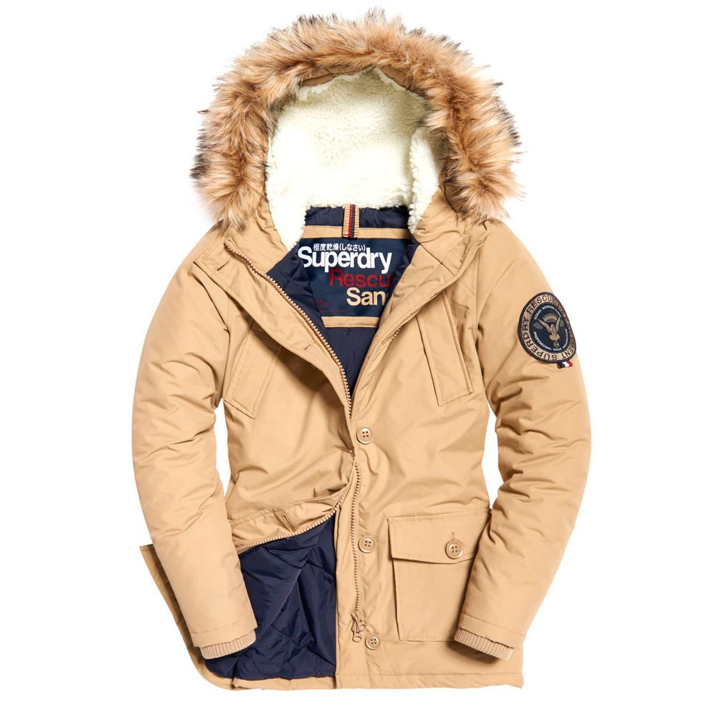 And Offers Buy Superdry Parka On Brown Everest Outletinn SxqIR18