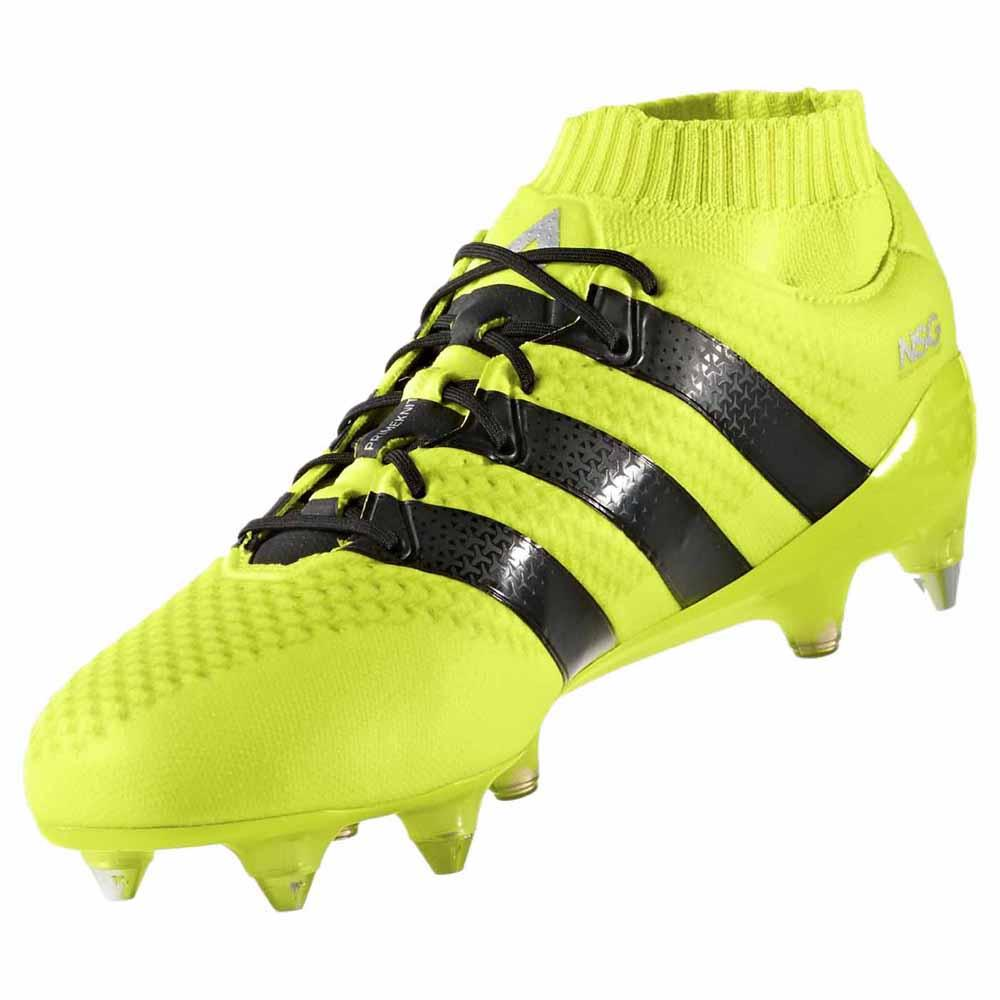 adidas Ace 16.1 PrimeKnit SG Yellow buy and offers on Outletinn b81f492093ae