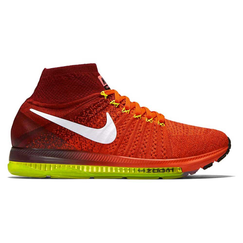 fe0415a490132f discount code for nike zoom all out flyknit red grey 31e04 9c1b2