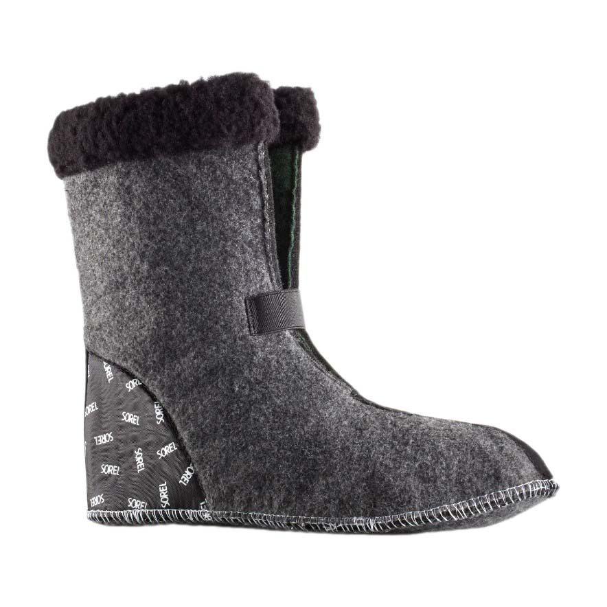 sorel men's caribou winter boot liner