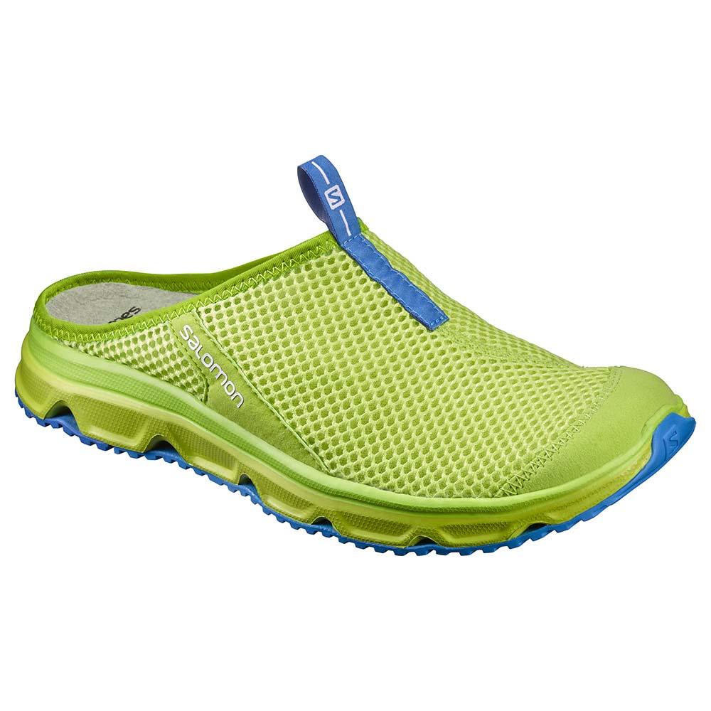salomon herren rx slide 4.0 traillaufschuhe yellow
