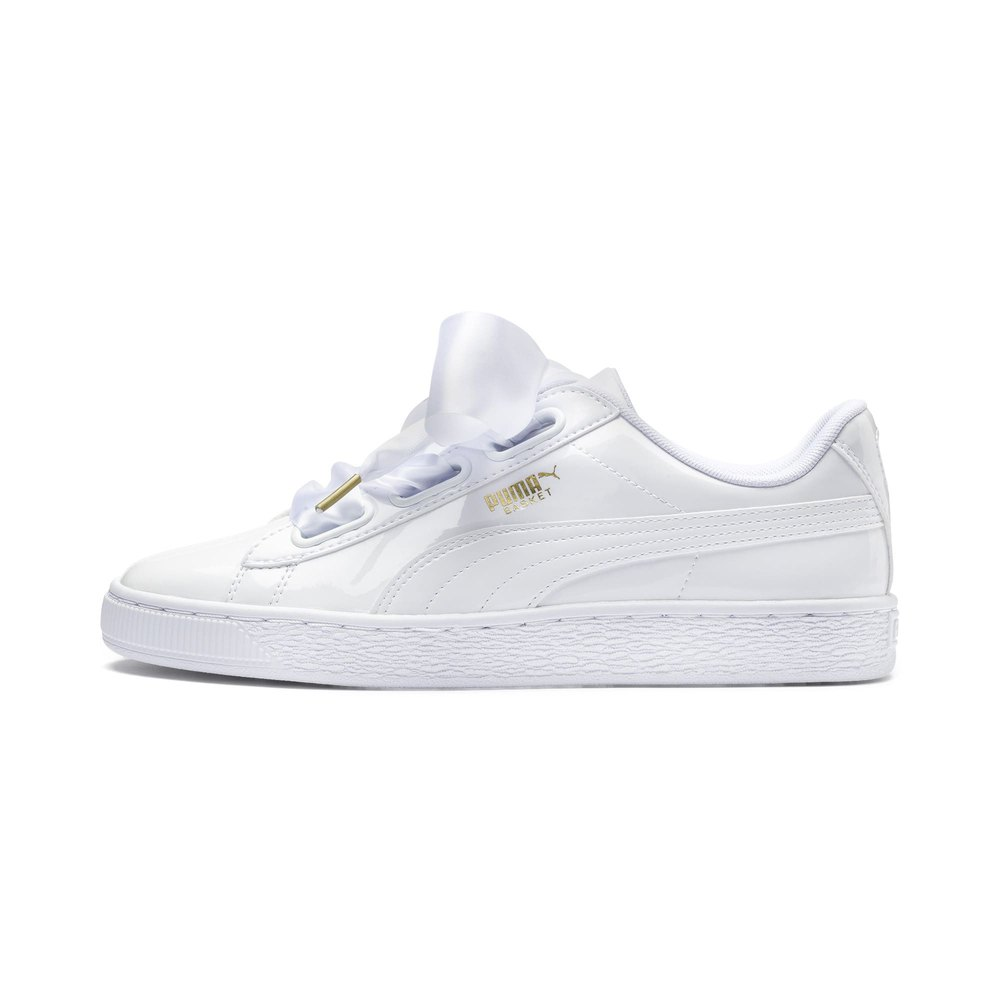 finest selection 09114 0c442 Puma select Basket Heart Patent