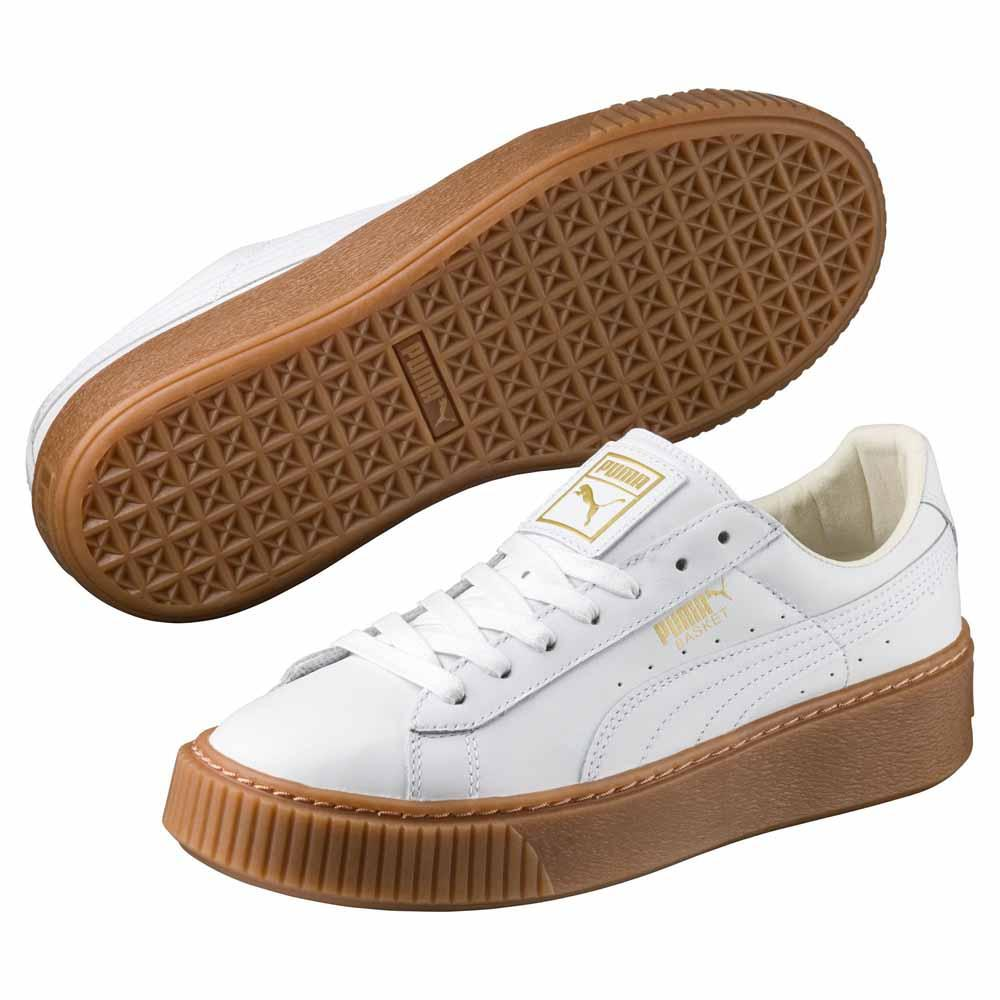 76ac80a5902059 Puma Basket Platform Core buy and offers on Outletinn