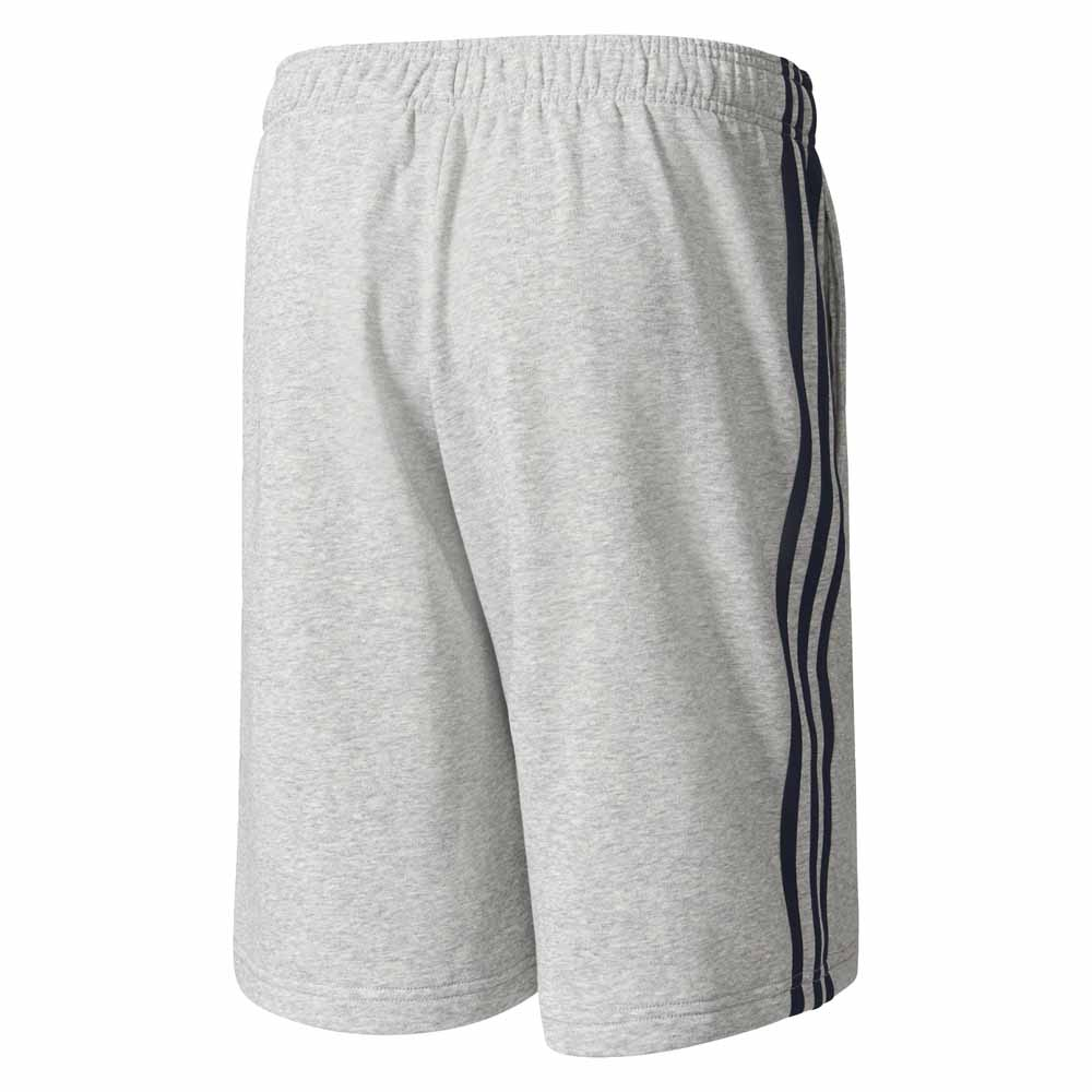 adidas Essentials 3 Stripes French Terry Shorts Svart