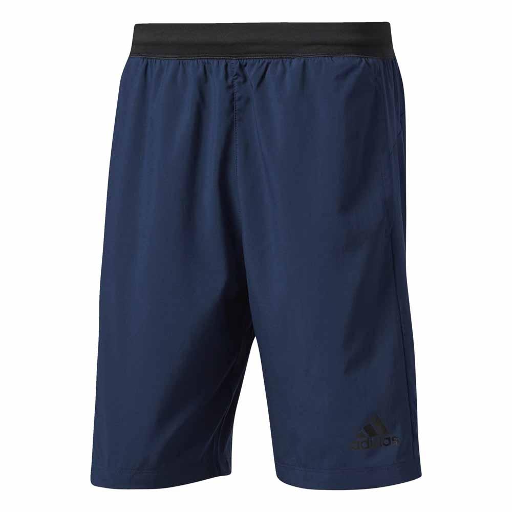 adidas Design 2 Move Woven Short Pants Blue 586d221dd56
