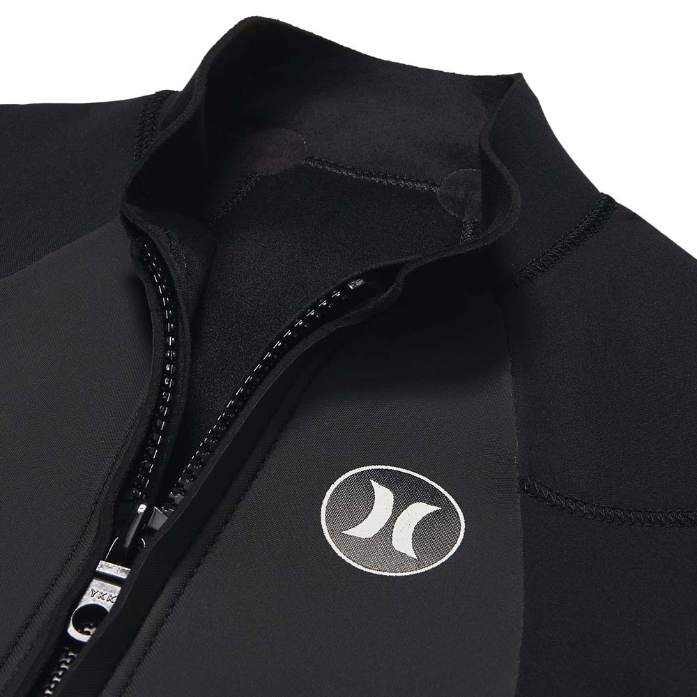 ... Hurley Fusion 202 Spring L S Front Zip ... cb2e29254