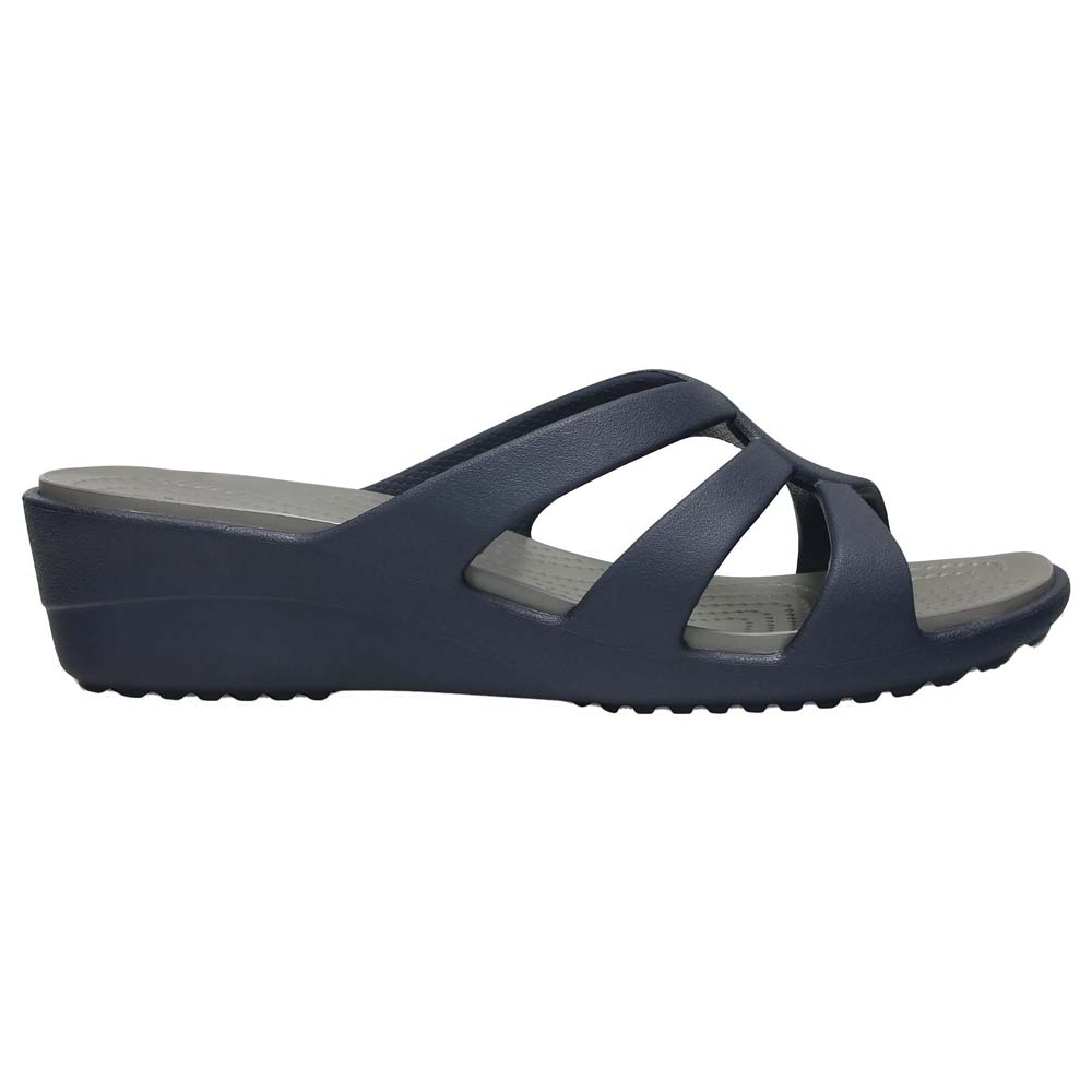 ac8d193d9520 Crocs Sanrah Strappy Wedge buy and offers on Outletinn