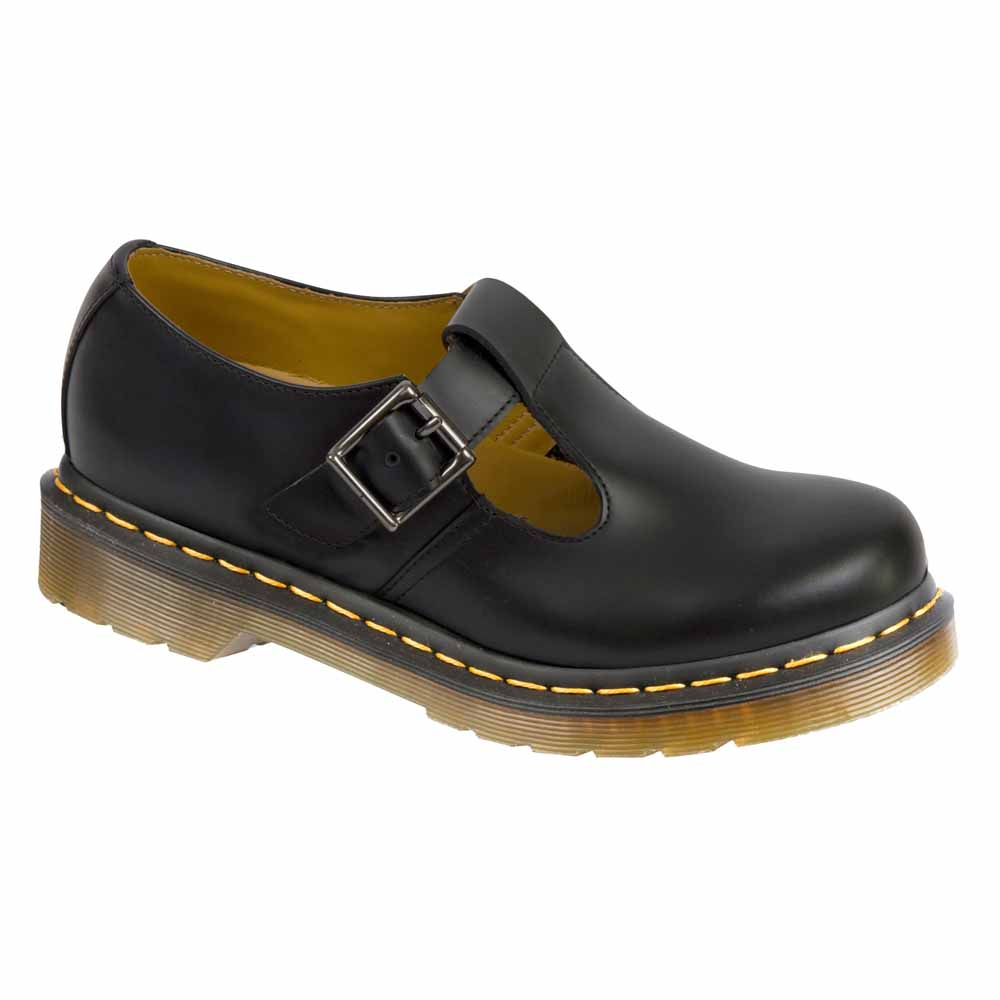 polley smooth doc martens