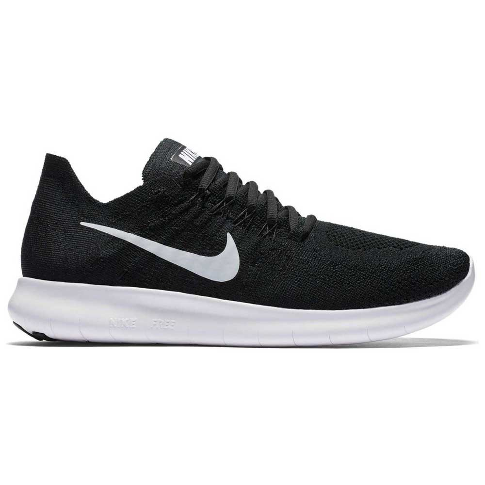 b95659f260ba Nike Free RN Flyknit 2017 Black buy and offers on Outletinn
