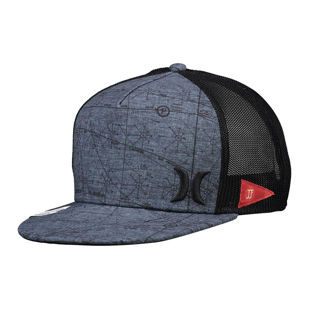 Hurley Jjf Maps Trucker Black buy and offers on Outletinn 34fc4c7cff6