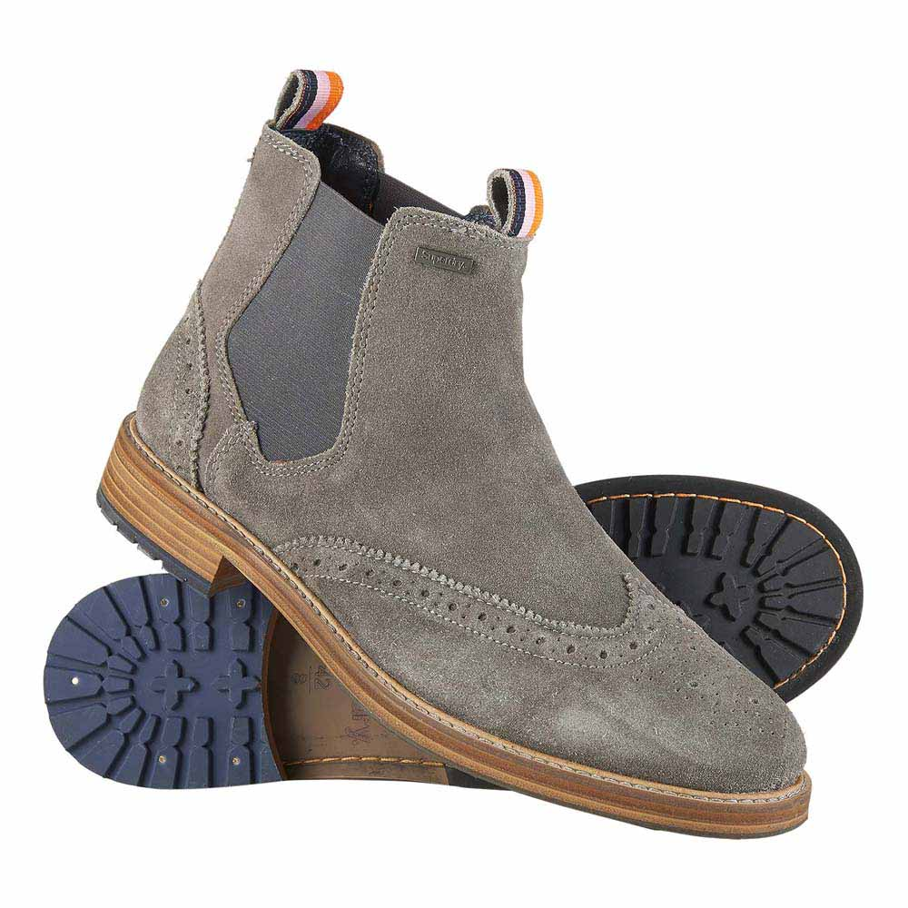 5078da0e34f Superdry Brad Brogue Chelsea Boot buy and offers on Outletinn
