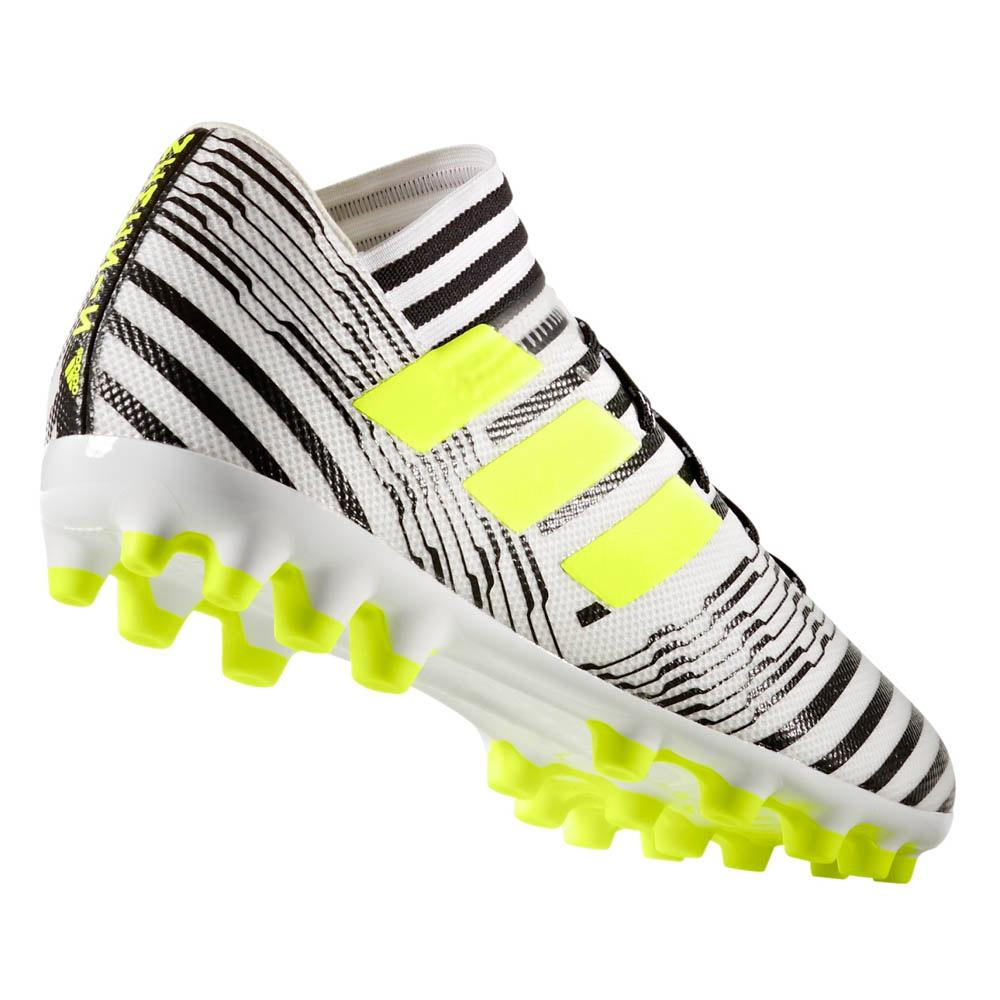 577565f009c5 adidas Nemeziz 17.3 AG White buy and offers on Outletinn