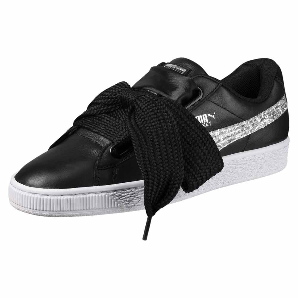 Heart Select Basket Glitter Puma m8Nn0w