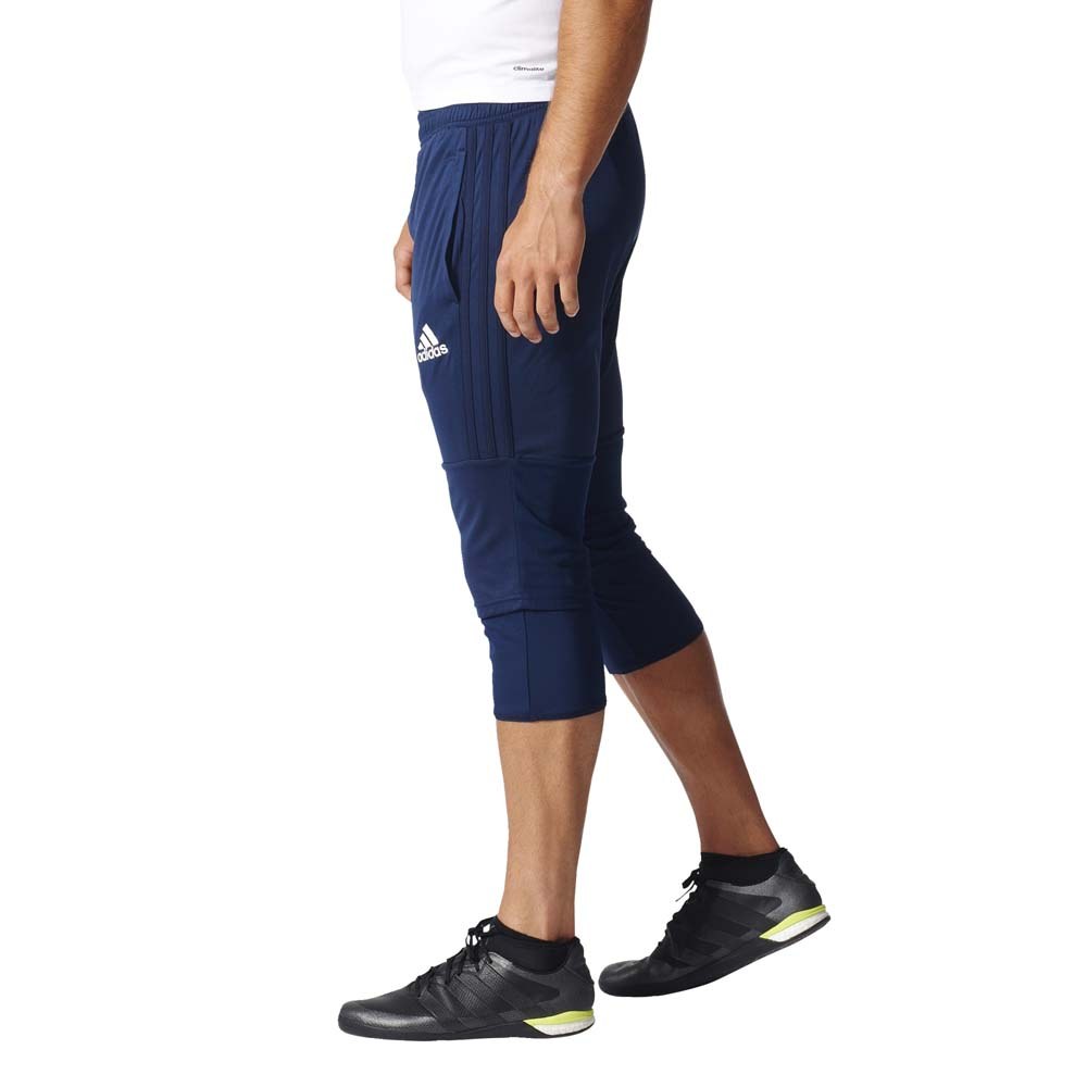 adidas Tiro 17 3 4 Pants Blue buy and offers on Outletinn 631176cf1917