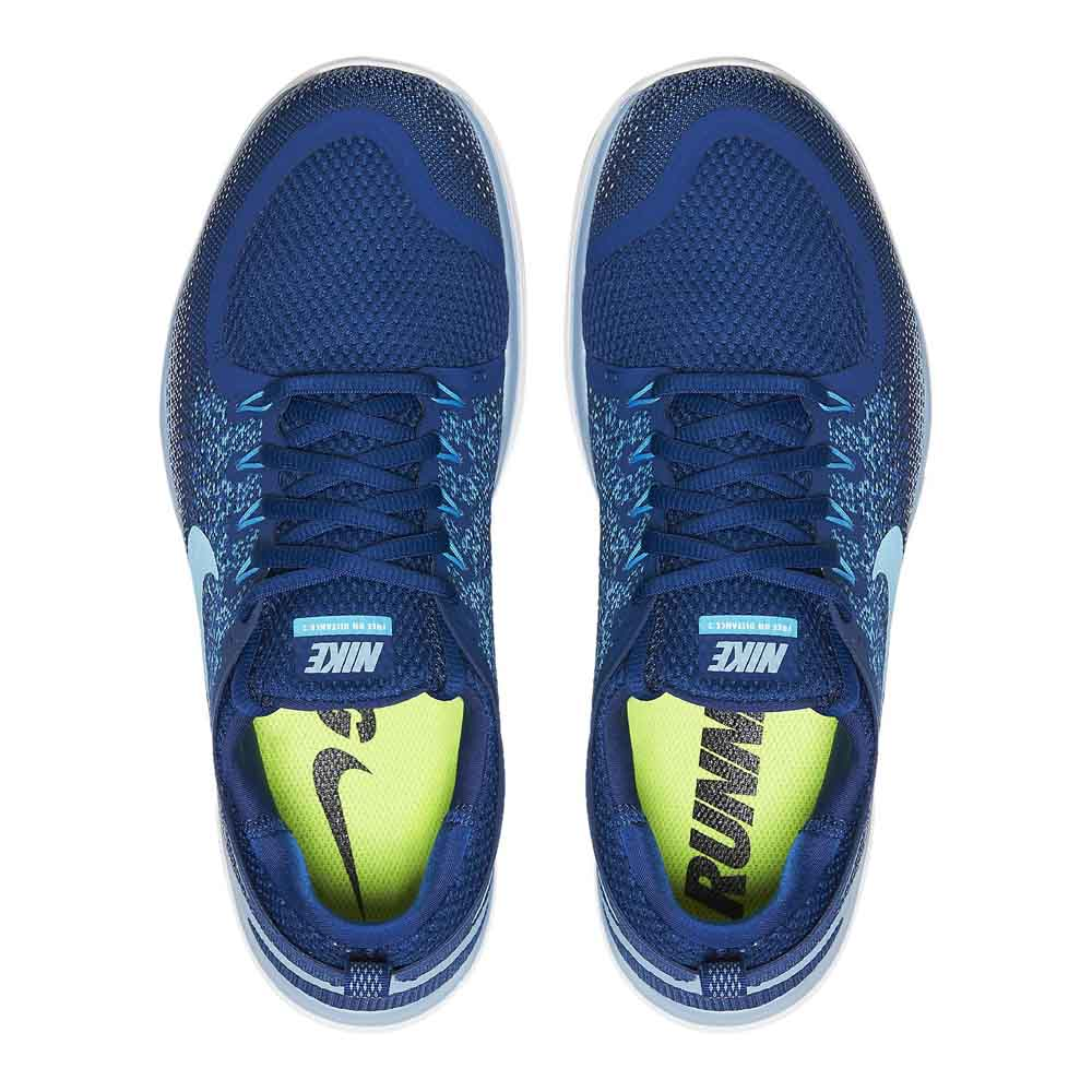 9dfe4615c8dff Nike Free RN Distance 2 Blue buy and offers on Outletinn