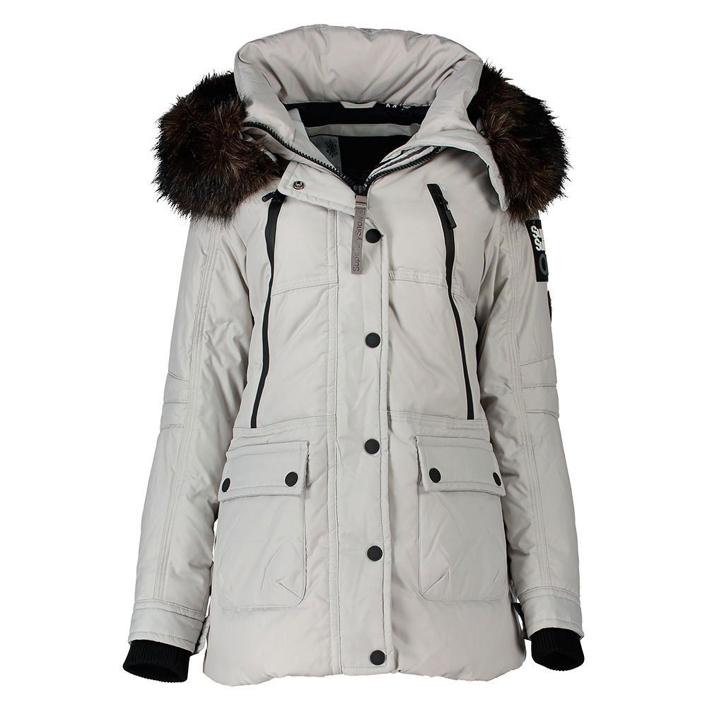 Superdry Canadian Down Ski Parka buy and offers on Outletinn 5a0cf4595