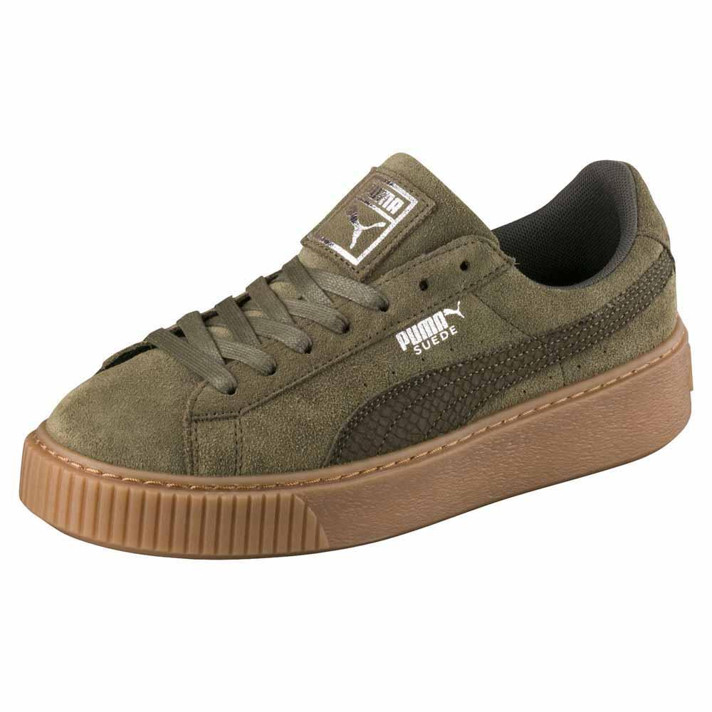 281387a76a1 Puma select Suede Platform Animal buy and offers on Outletinn