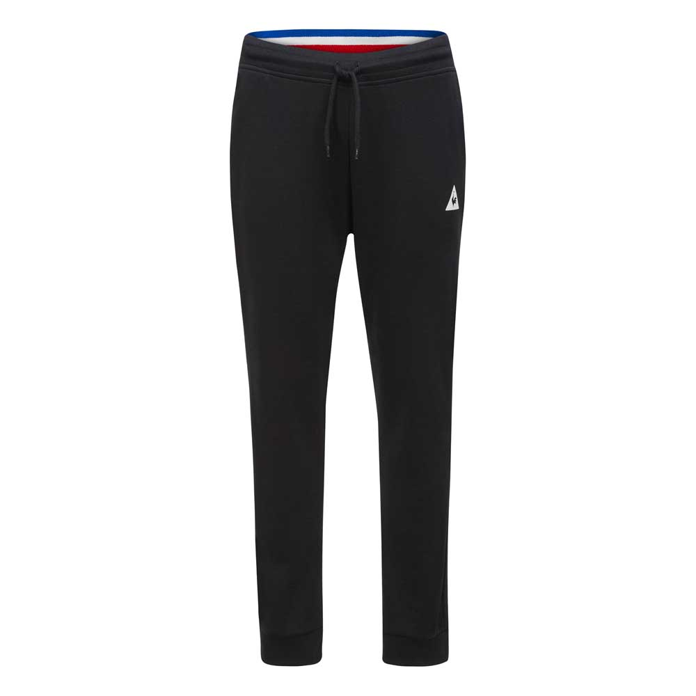 dfeceb6998e Le coq sportif Regular Pants Black buy and offers on Outletinn