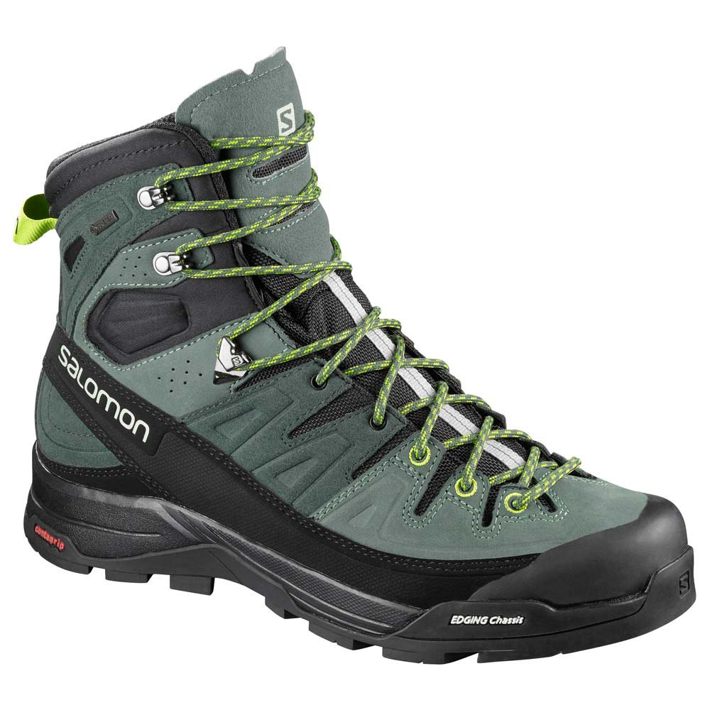 salomon gore tex hiking shoes