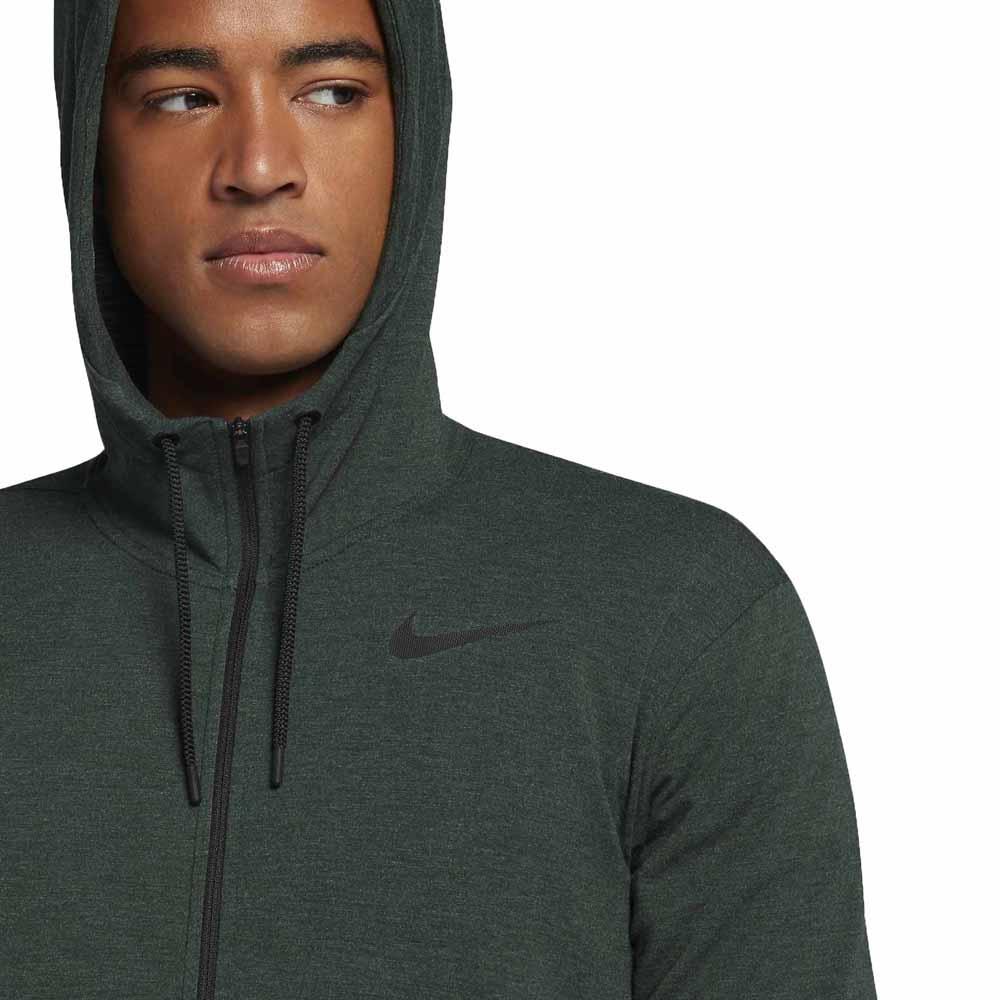Nike Dri Fit Training Fleece Full Zip Hoodie , Outletinn