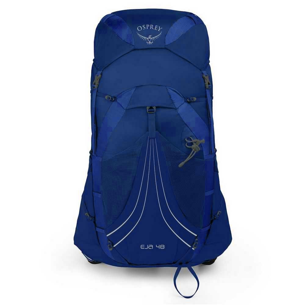 Osprey Eja 48L Womens Lightweight Backpack Equinox Blue