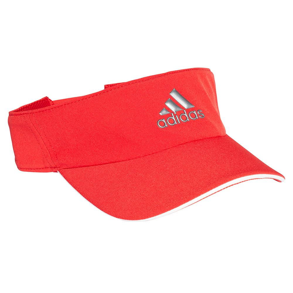 adidas Climalite Visor Red buy and offers on Outletinn 2e5e26ceee0