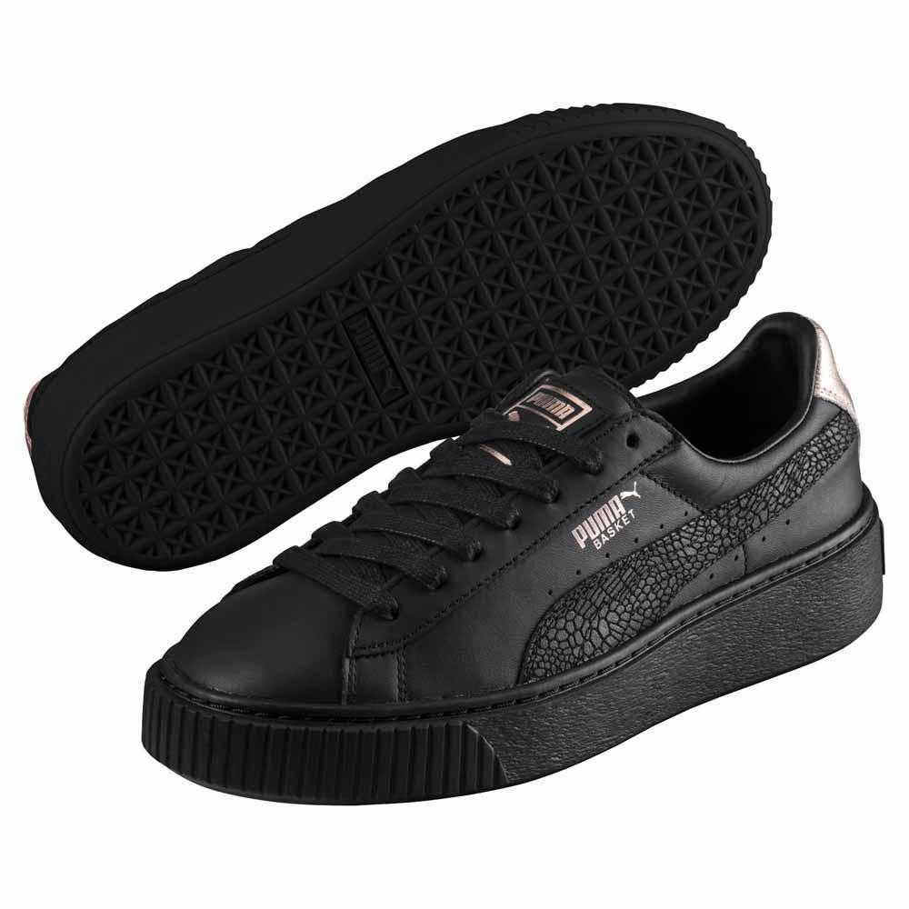 best sneakers 36397 7f153 Puma select Basket Platform Euphoria RG