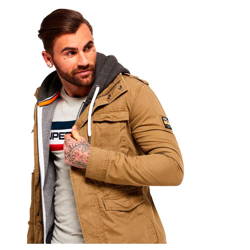 Superdry Classic Rookie Military Buy And Offers On Outletinn