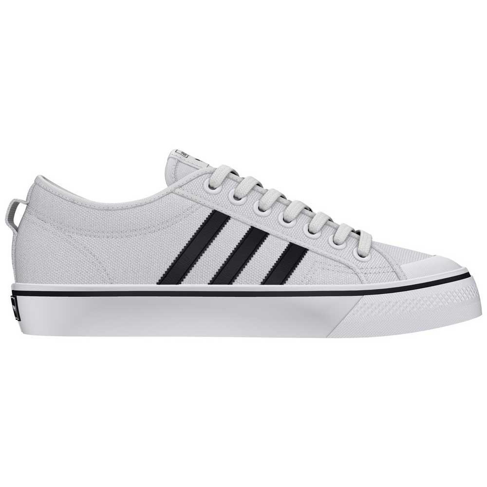 new style ecd53 98f13 adidas originals Nizza White buy and offers on Outletinn