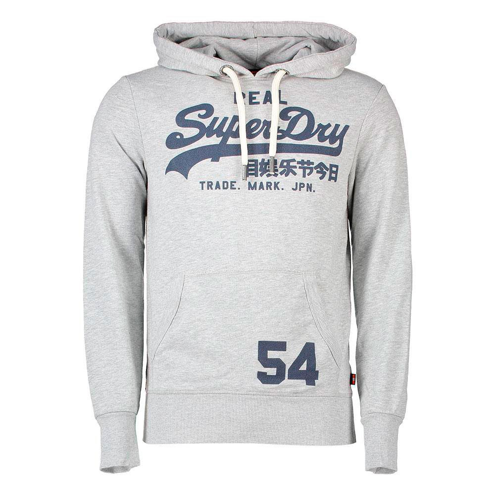 Hood Vintage Logo Superdry Weight Lite awFxIS7Iq