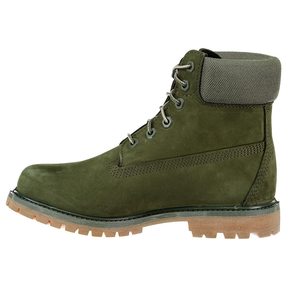 23574775433c3 Timberland 6In Premium Boot L F Wide Green, Outletinn