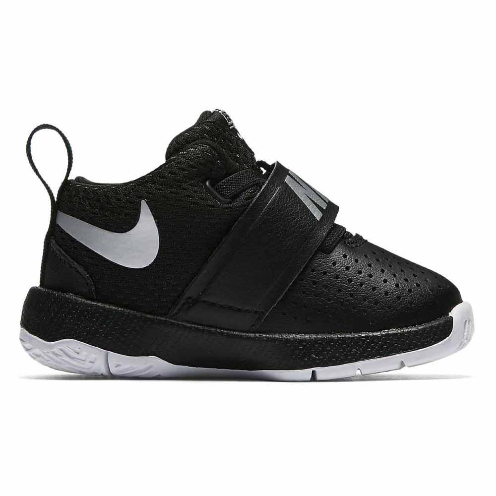 promo code b22b2 c56a1 Nike Team Hustle D 8 TD White buy and offers on Outletinn