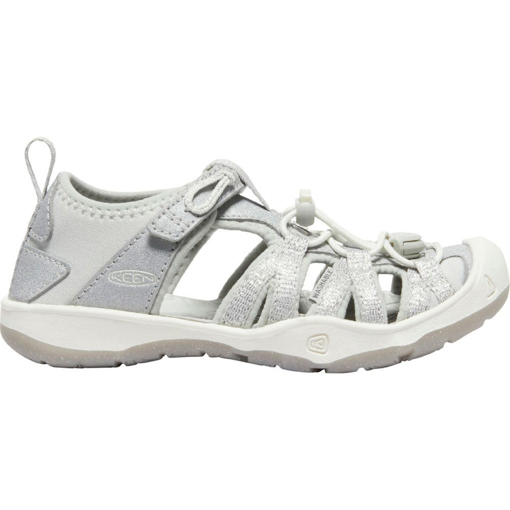 e44bb4ef2aeb Keen Moxie Sandal Children Silver buy and offers on Outletinn