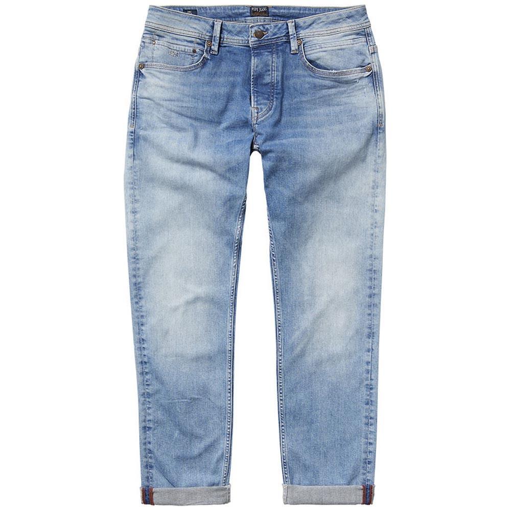 innovative design 6e3d0 d424e Pepe jeans Zinc Cut Worn buy and offers on Outletinn