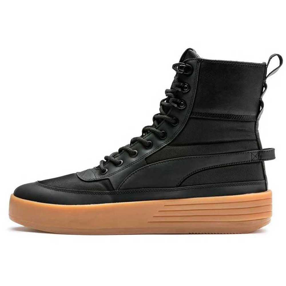 Puma XO The Weeknd Parallel 2.0 Sneakers Casual Black Mens