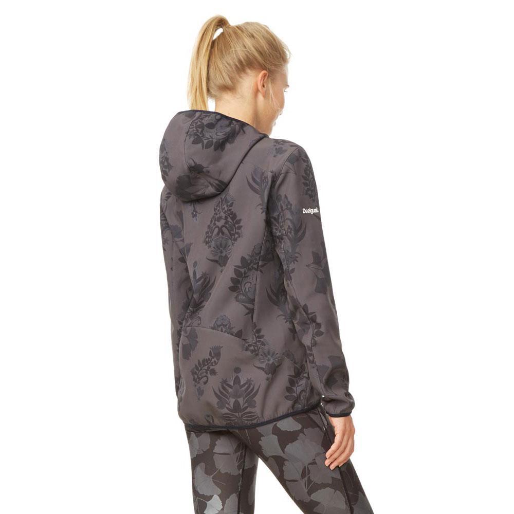 Modern und elegant in der Mode näher an am besten authentisch Desigual Soft Shell buy and offers on Outletinn