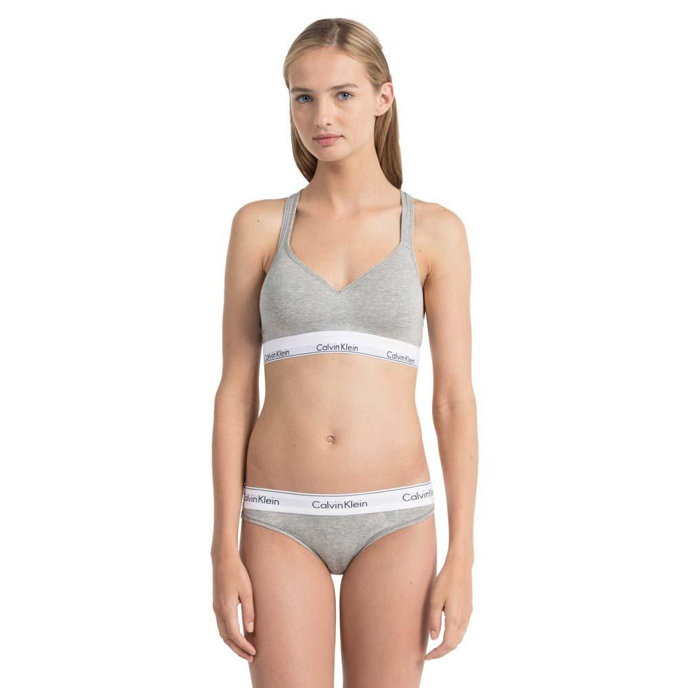 7736843c251ae Calvin klein Modern Cotton Bralette buy and offers on Outletinn