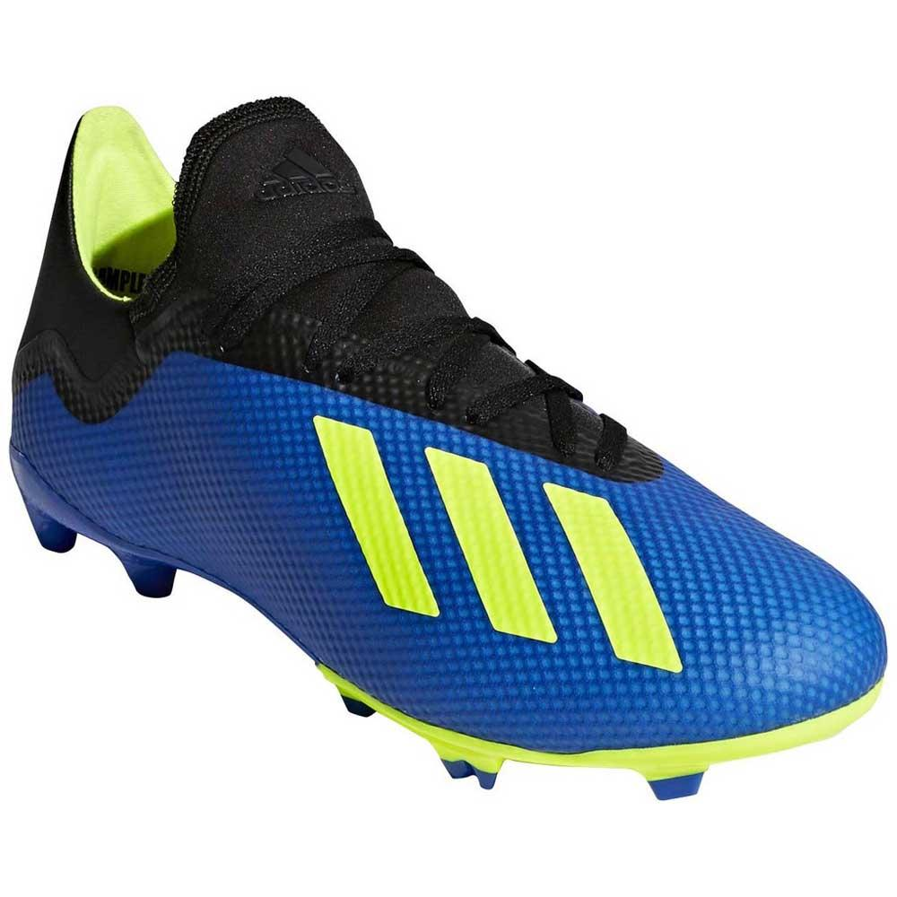 litro cristiano Decimal  adidas X 18.3 FG buy and offers on Outletinn