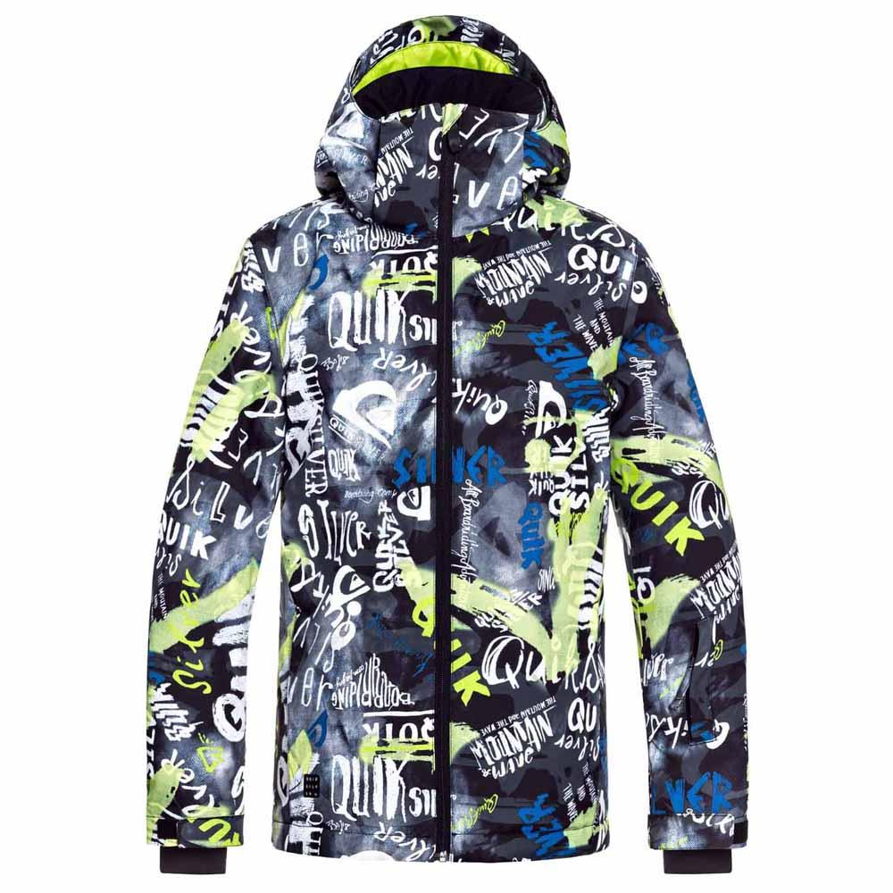 357587254 Quiksilver Mission Printed Youth buy and offers on Outletinn