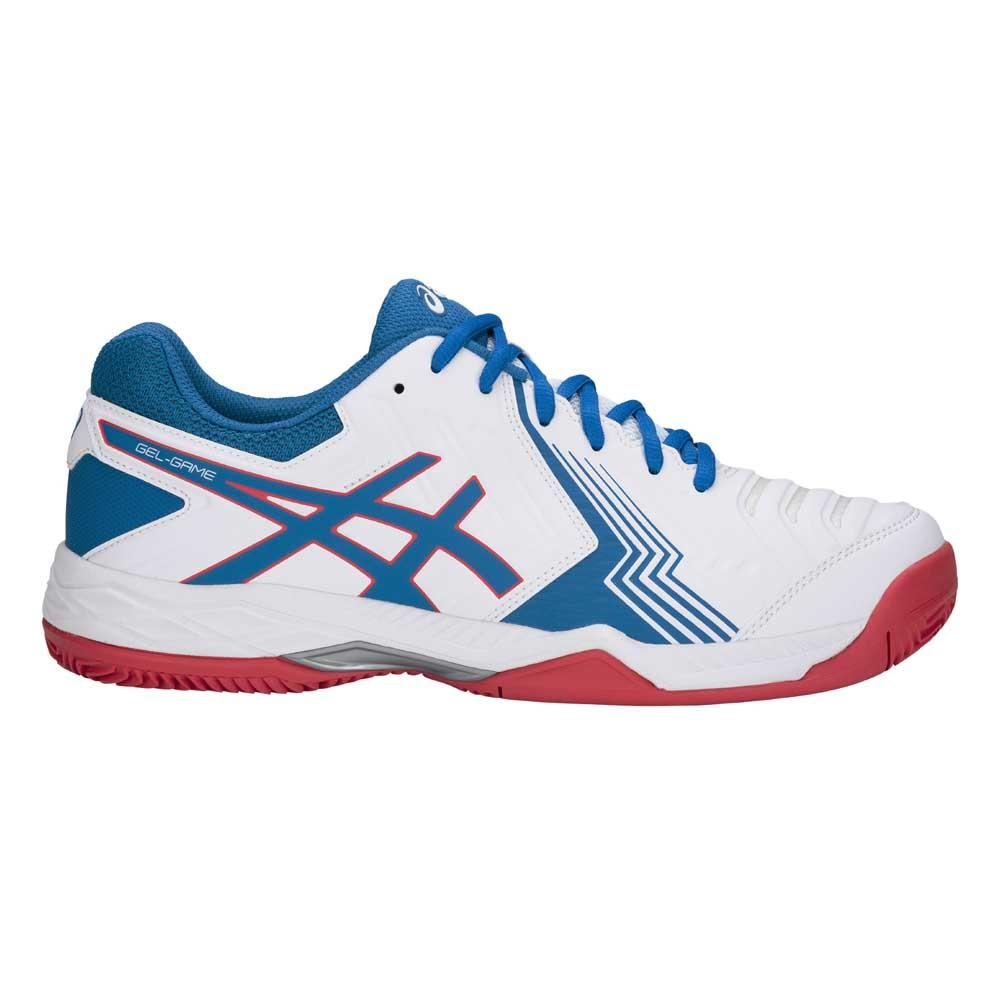 Asics Gel Game 6 Clay White buy and offers on Outletinn ac894e4c55a
