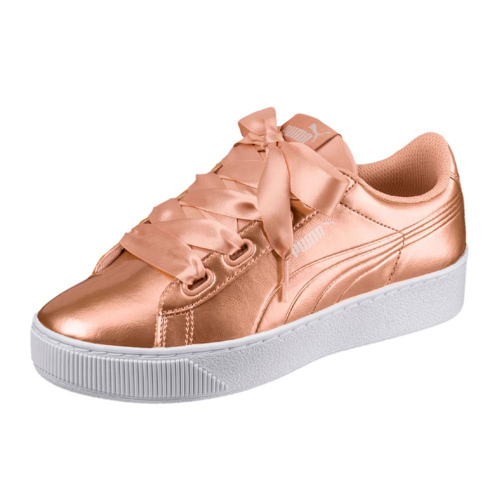 Puma Vikky Platform Ribbon P buy and offers on Outletinn