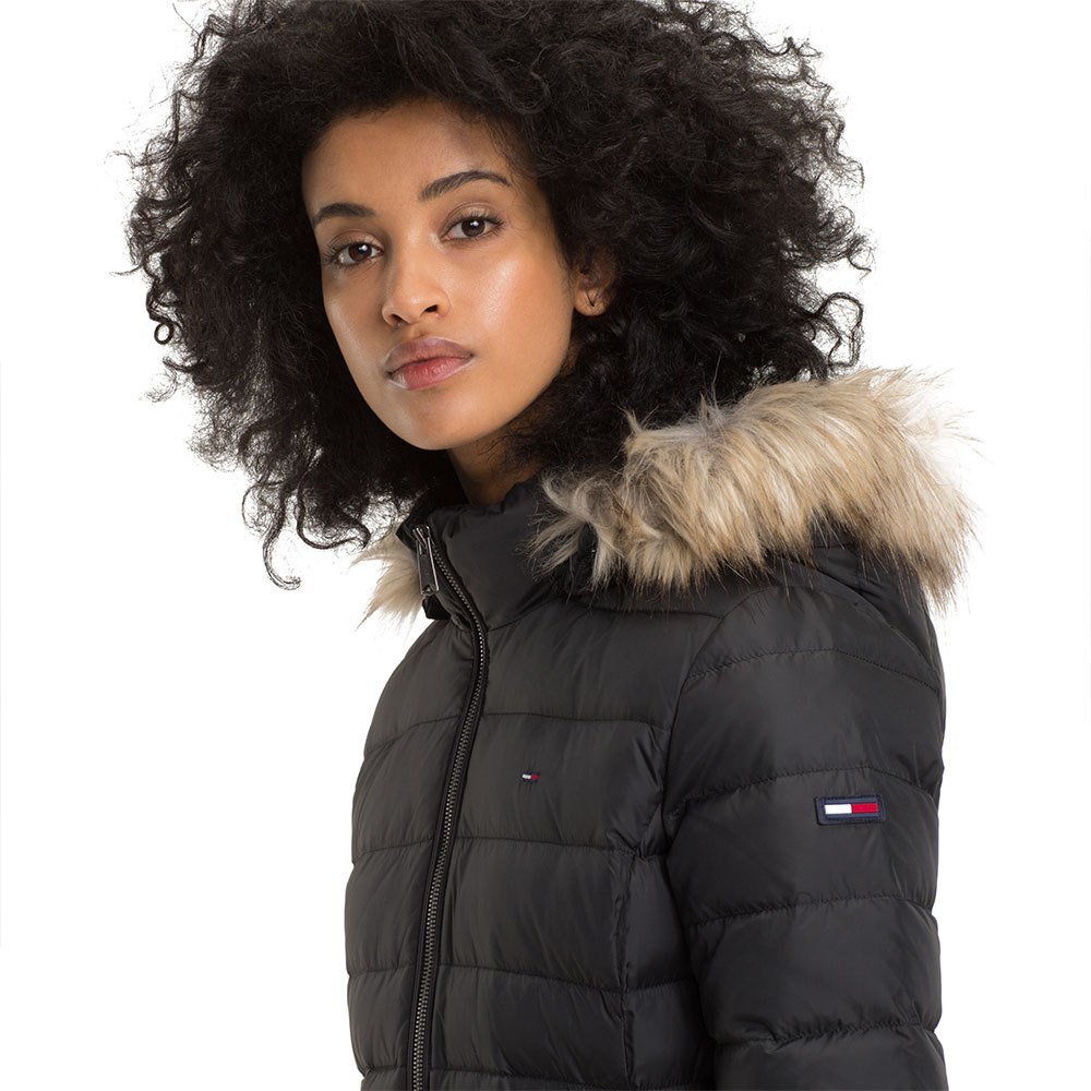 perfect quality hoard as a rare commodity reasonable price Tommy hilfiger Essential Hooded Down Coat