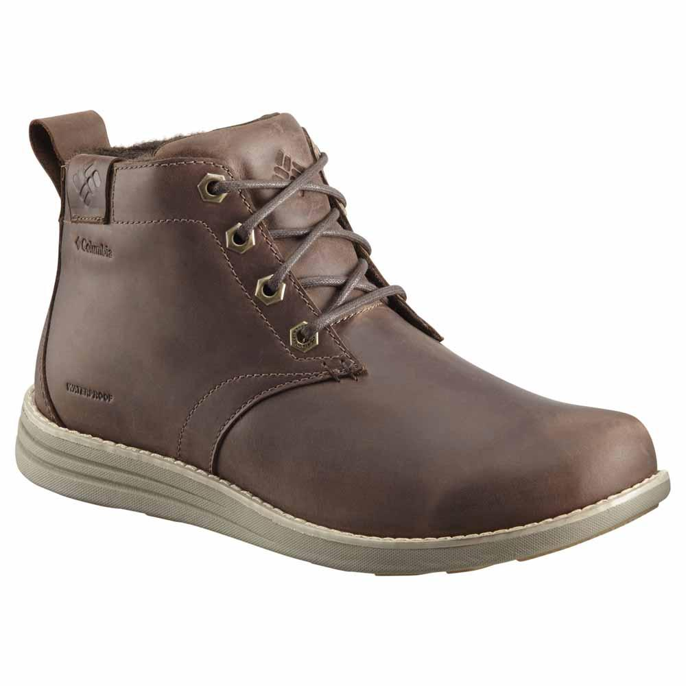 Columbia Irvington II Chukka Leather